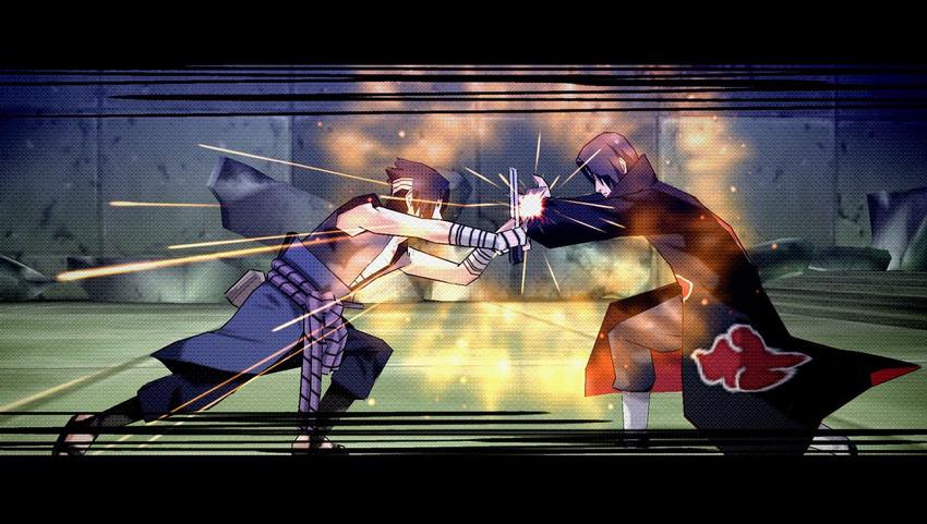火影忍者psp_宿迁视窗新闻频道PSP《火影忍者羁绊驱动》