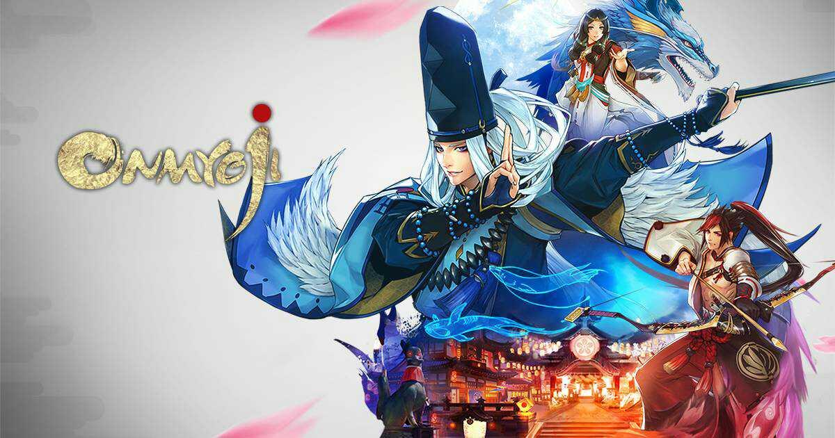【游戏资讯】奇幻和风席卷全球!《阴阳师》全球英文版正式上线