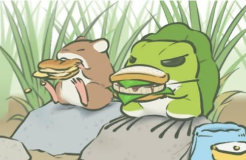 【攻略】青蛙旅行罕见的明信片