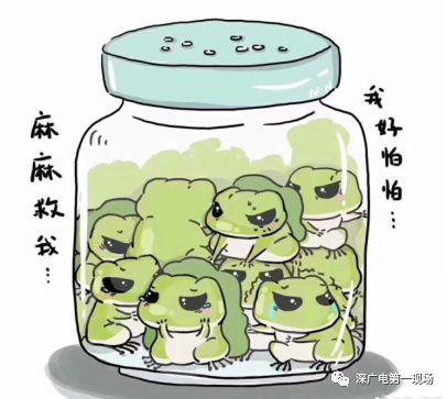 【闲聊】保护小蛙蛙协会