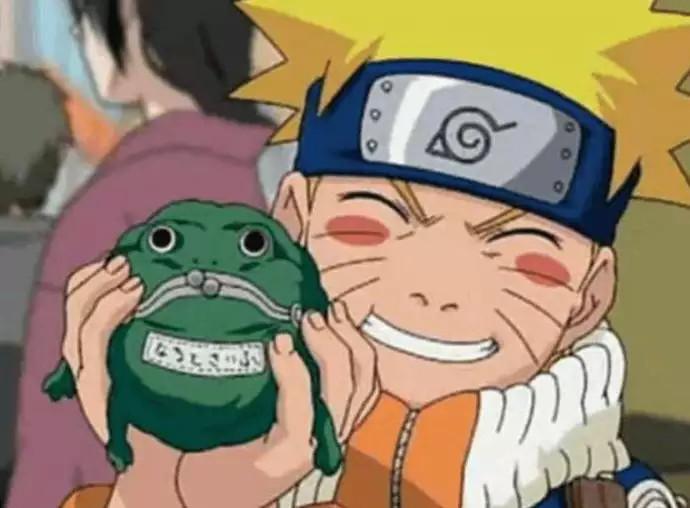 【搬砖】火影忍者:揭秘鸣人的青蛙钱包有多少钱?