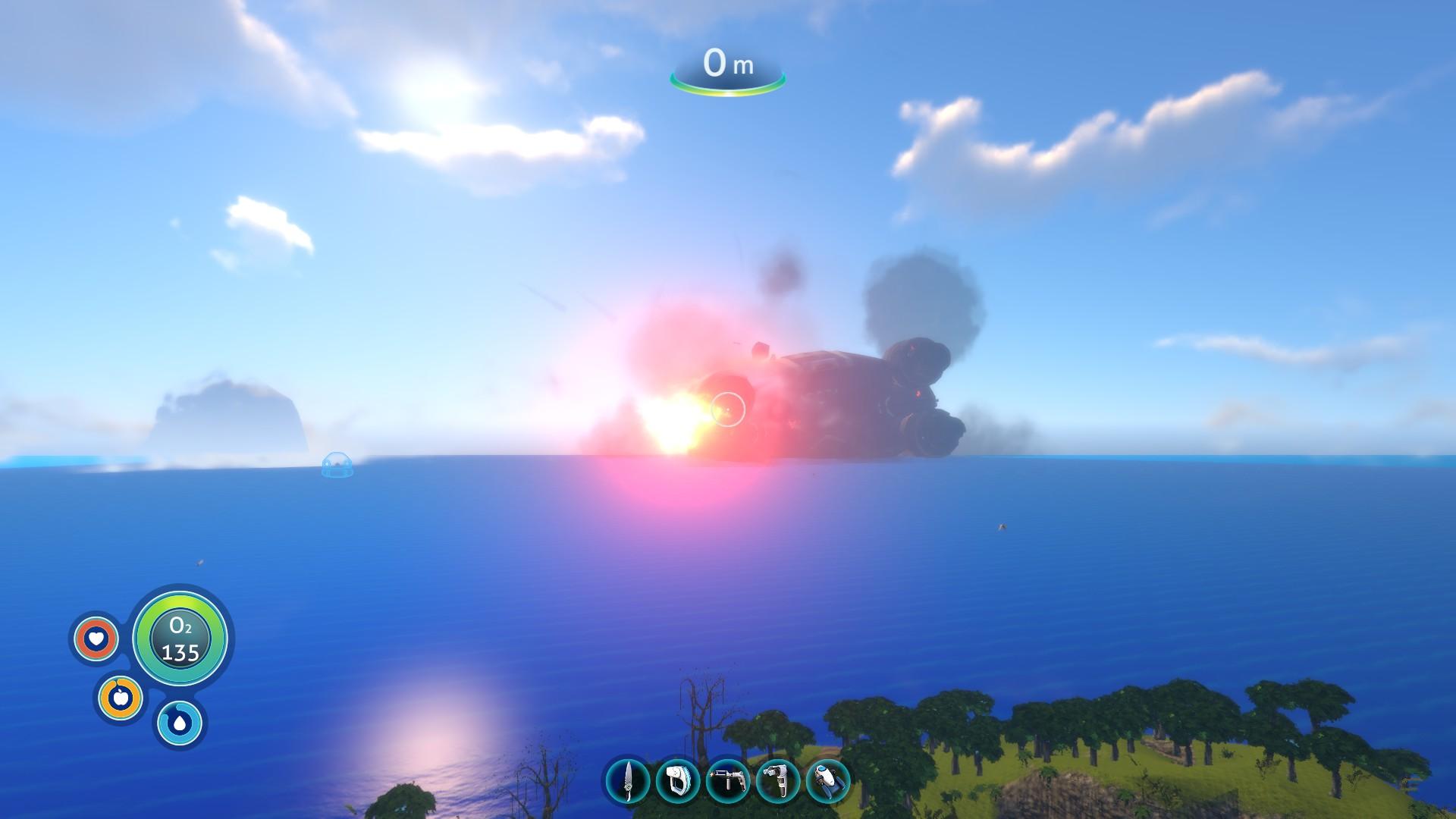 【游戏攻略】《深海迷航》新人玩家攻略