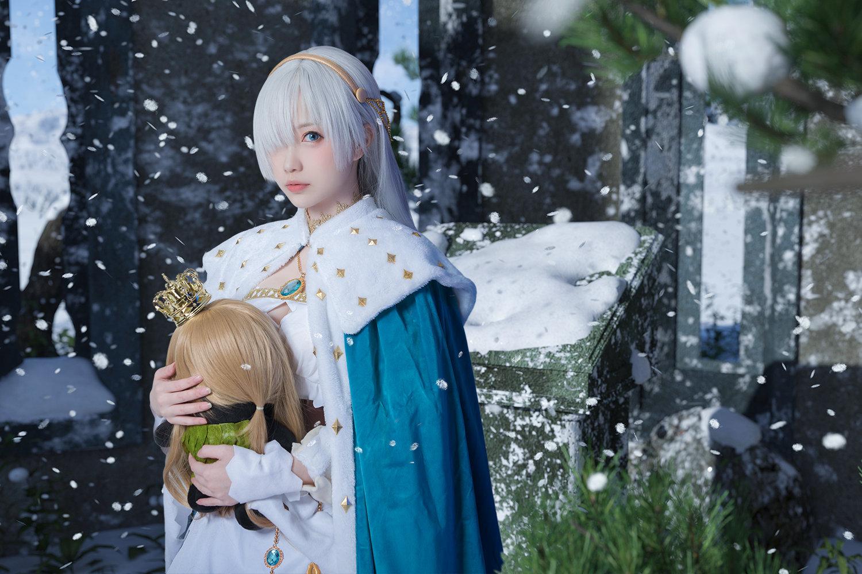 【cos】#Fate/GrandOrder#-小柚妹站