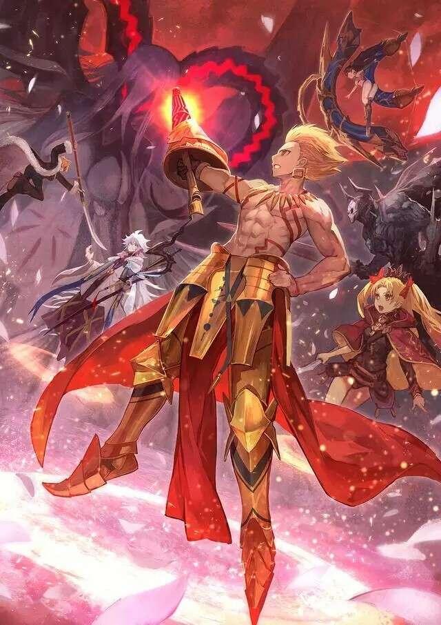 【动漫更新】绝对魔兽战线巴比伦尼亚