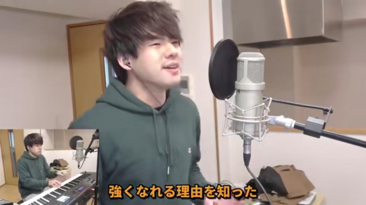 【闲聊】周杰伦×红莲华(鬼灭之刃主题曲)-小柚妹站