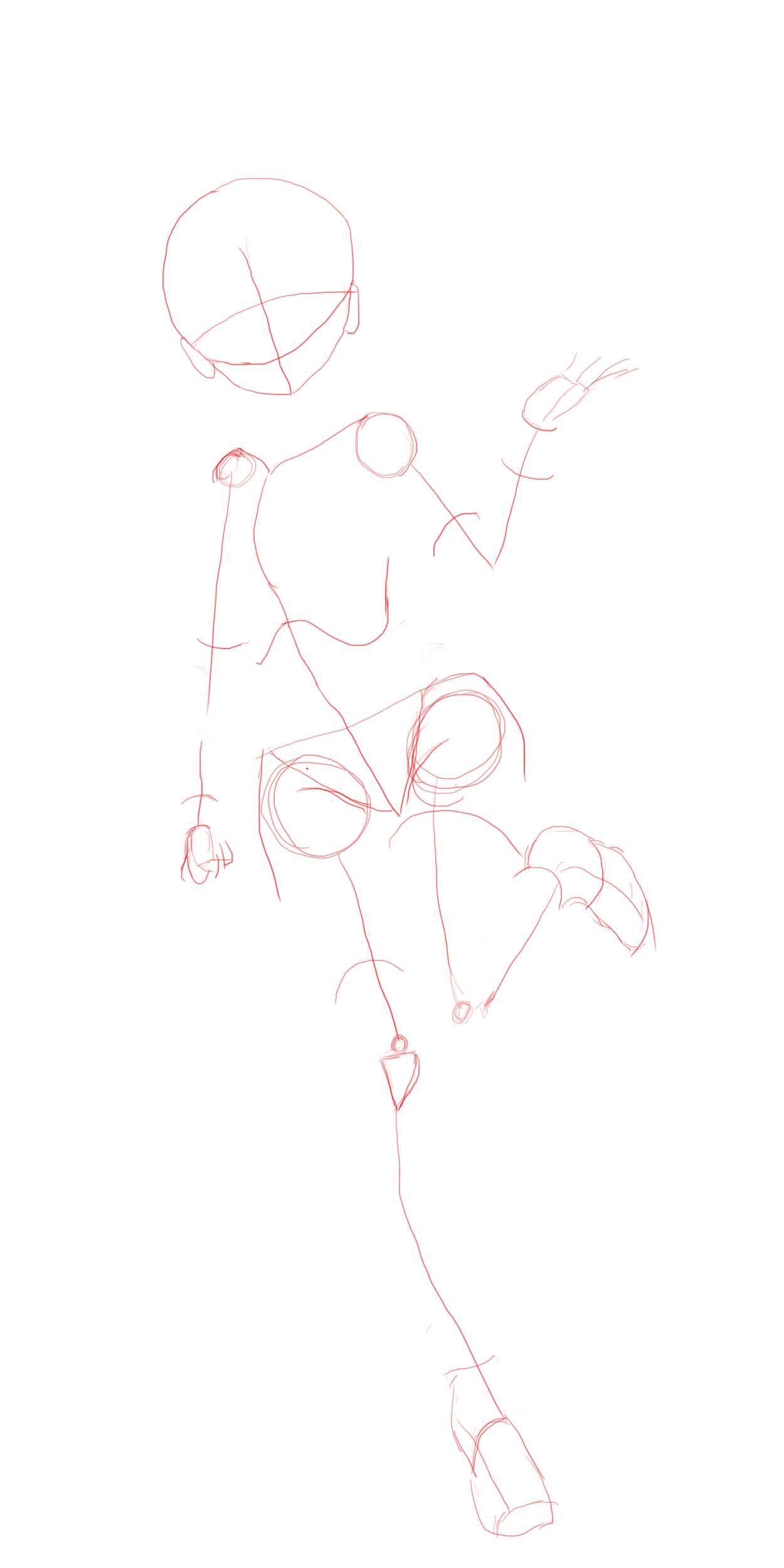 【板绘】自学绘画第二十七天