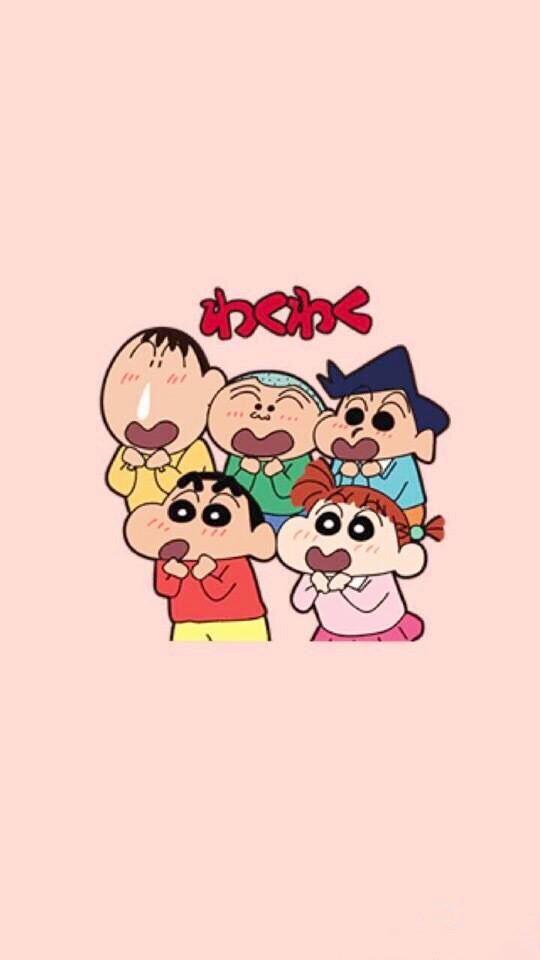 【动漫更新】蜡笔小新-小柚妹站