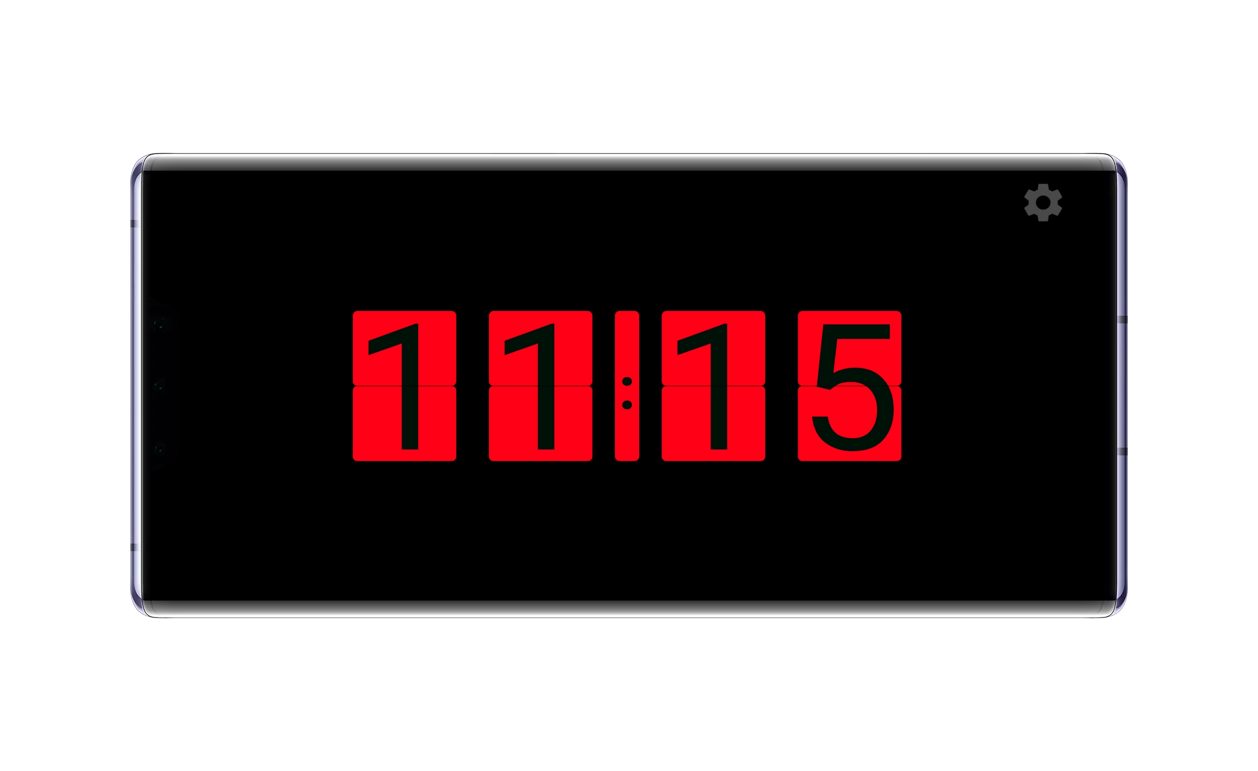 【分享】Awesome Clock - 翻页时钟 1.0.1 -