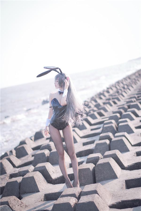 【cos】兔女郎👯麻衣学姐