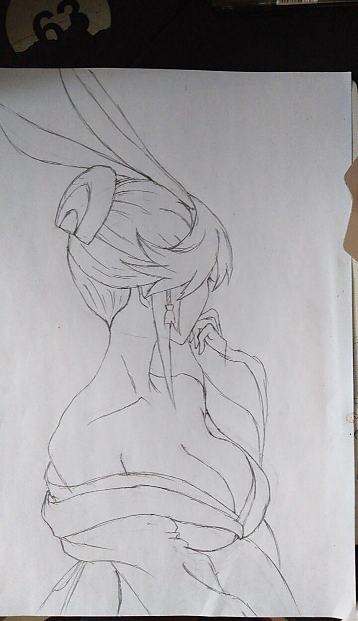 【手绘】萌新手绘,不知道取啥标题