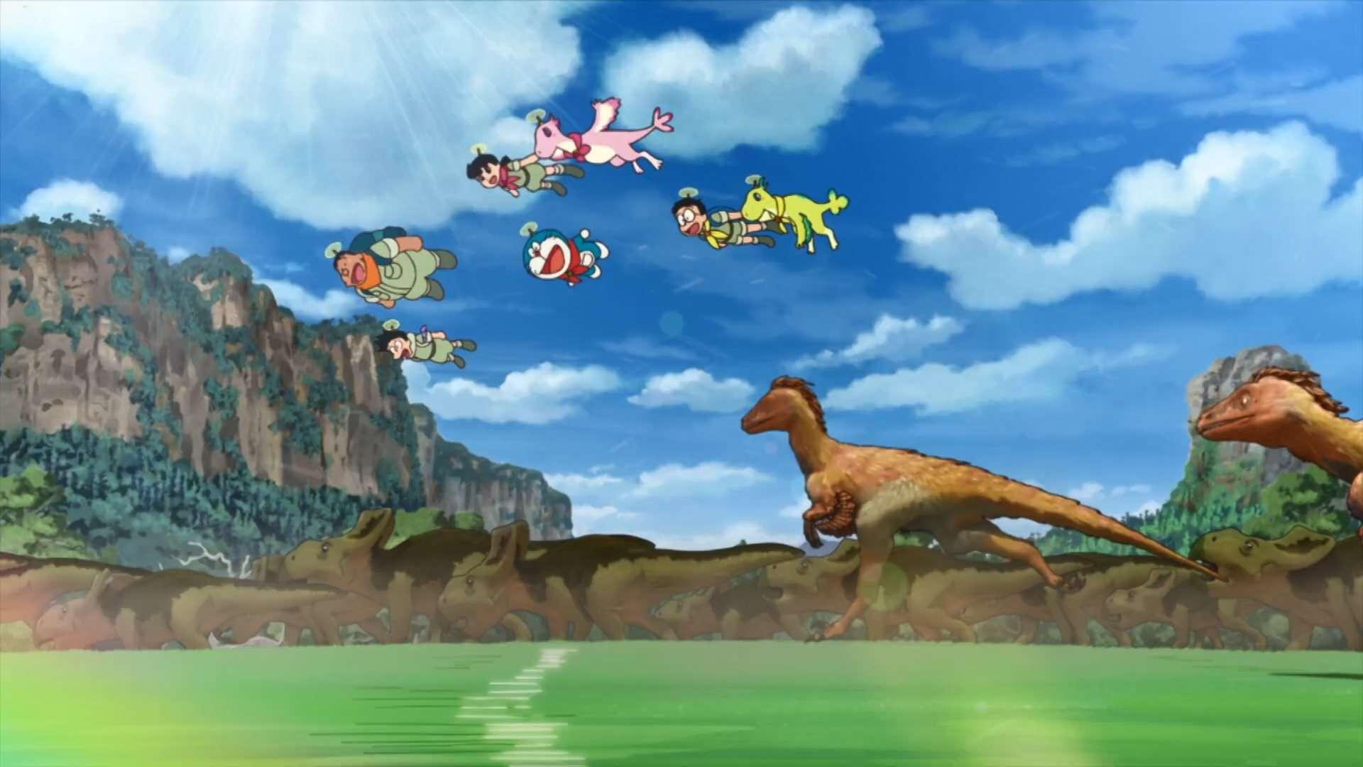 【资讯】50周年纪念作品多啦A梦:大雄的新恐龙受疫情影响宣布撤档