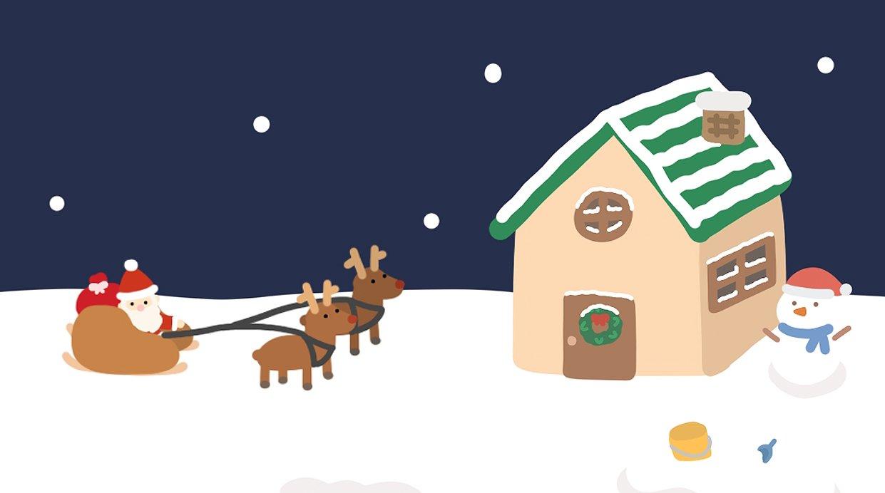 【人人有奖】南圆北饺大抽奖,快来领取你的圣诞礼包