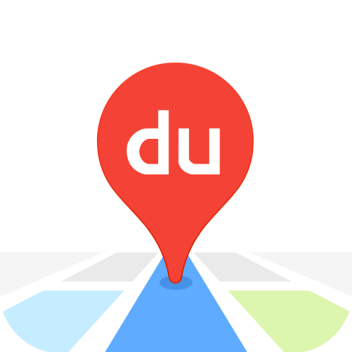 百度地图EMUI版