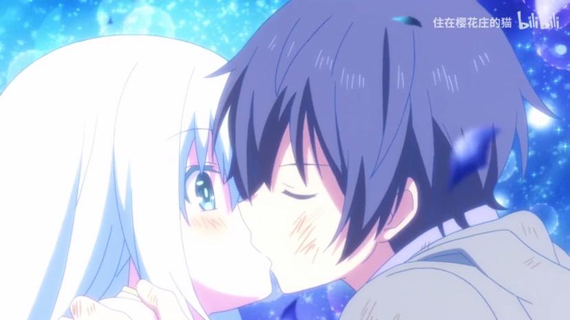 【图片】亲吻瞬间(撒糖啦)