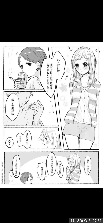 【漫画更新】樱木满和相田富美