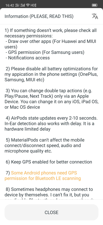 【分享】MaterialPods最新1.70 Pro解锁版-爱小助