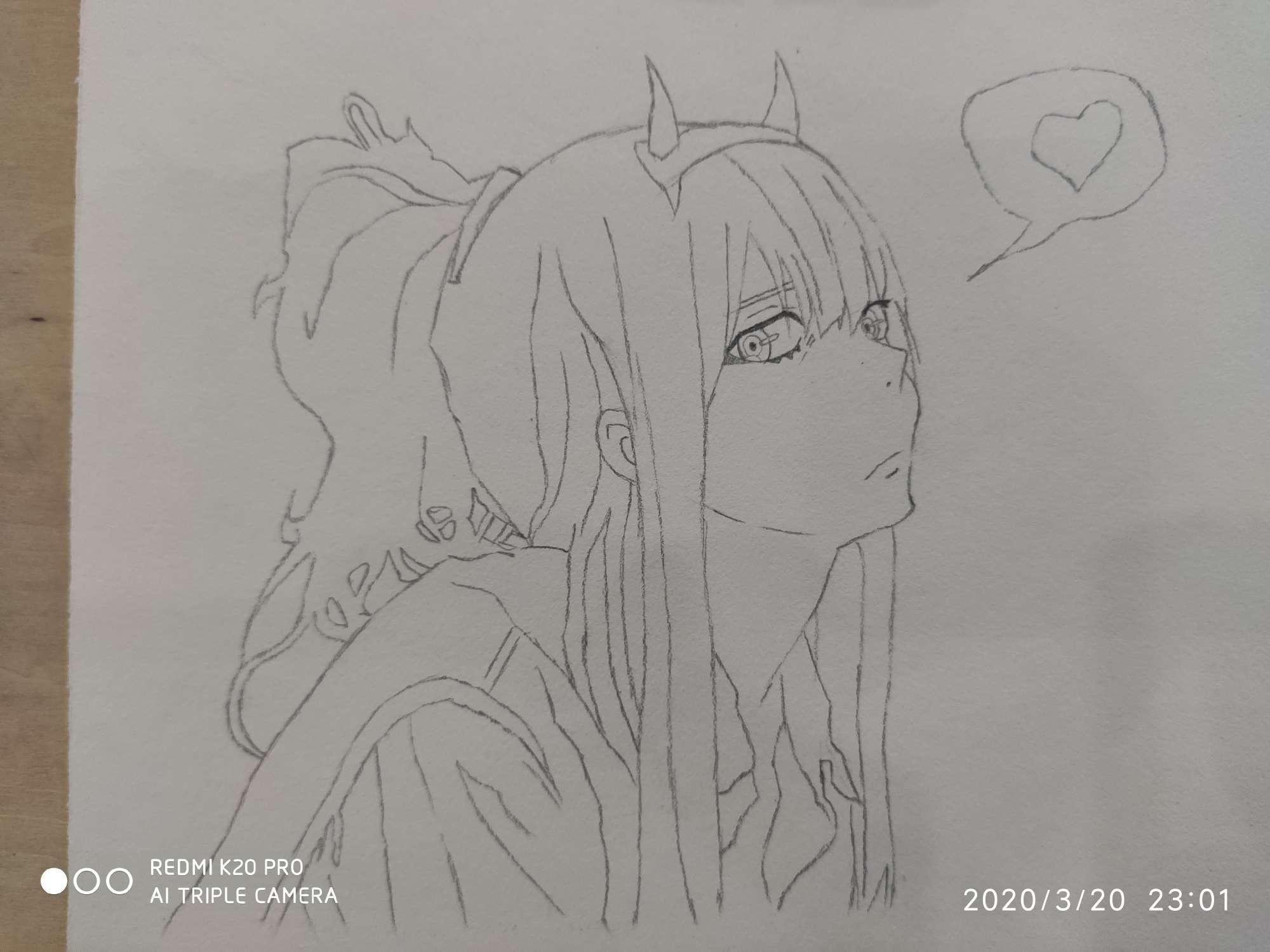【手绘】[手稿]02