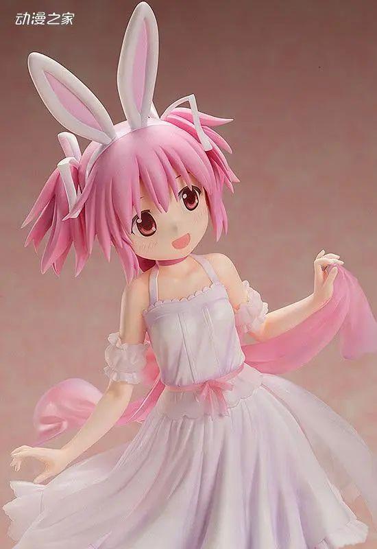 【资讯】FREEing《魔法少女小圆》鹿目圆兔耳版1/4比例手办