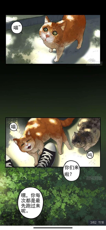 【漫画更新】畫詭之貓(1~4)[大合集]⇔亦是最新一话