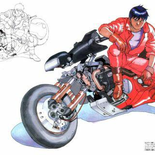 【动漫资源】阿基拉 Akira (1988)