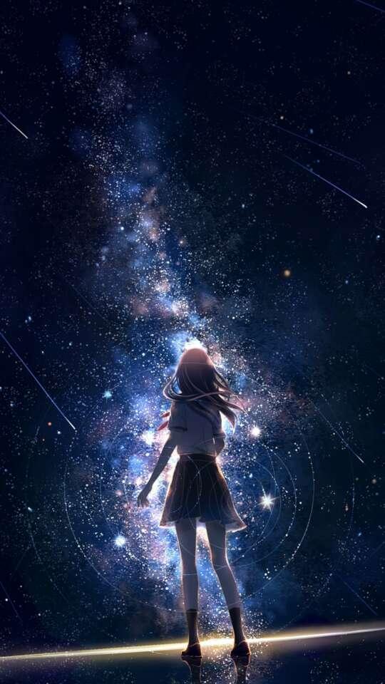 【图片】星空图,我的二次元之旅笔趣阁-小柚妹站