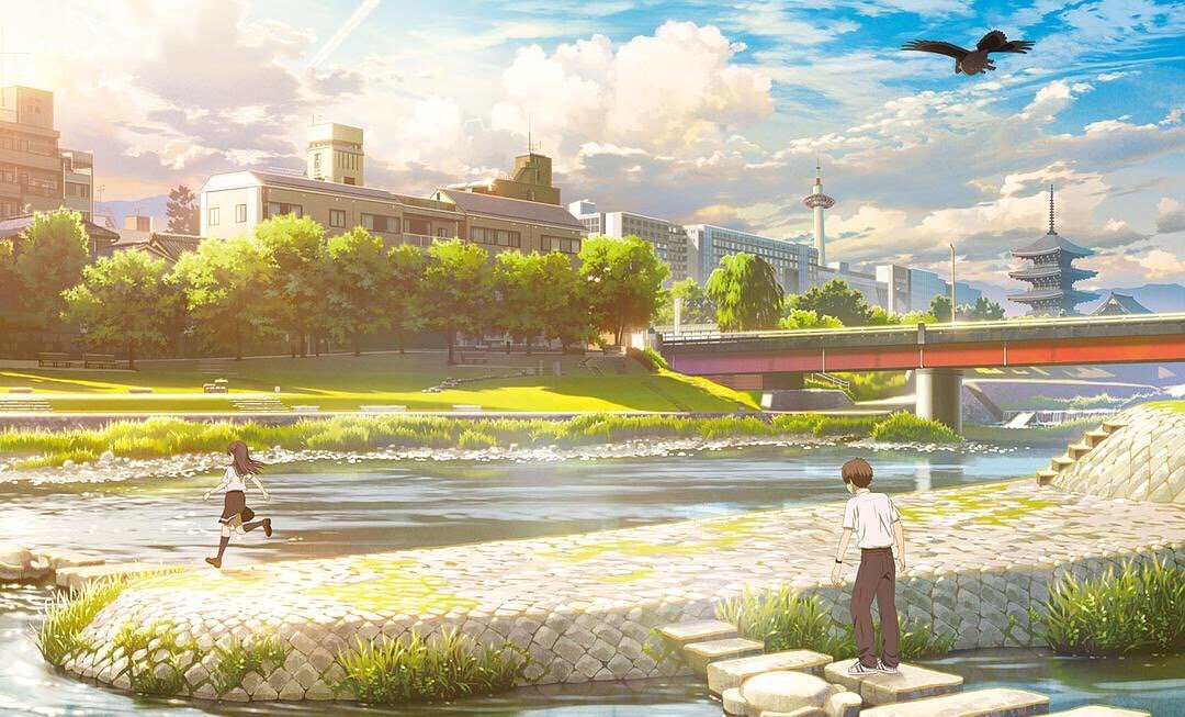 【动漫资源】日本动画电影《你好世界》