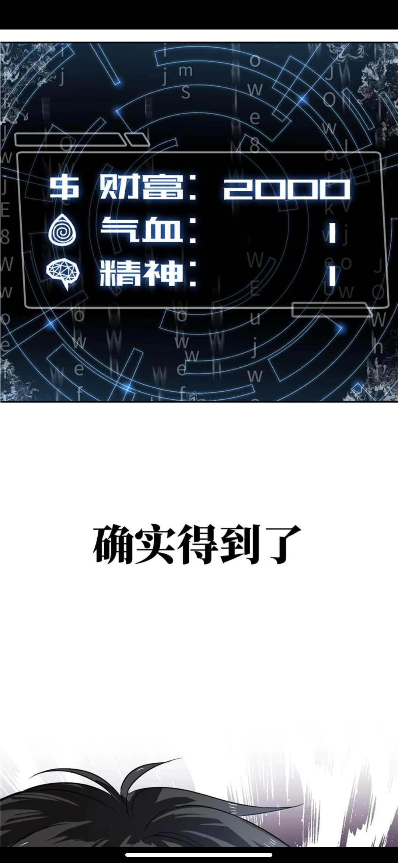 【漫画】全球高武[一到二十话]