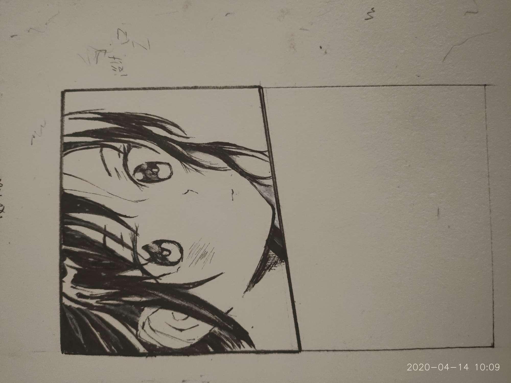【手绘】租借女友,还不进来看,你老婆被我画出来了!!