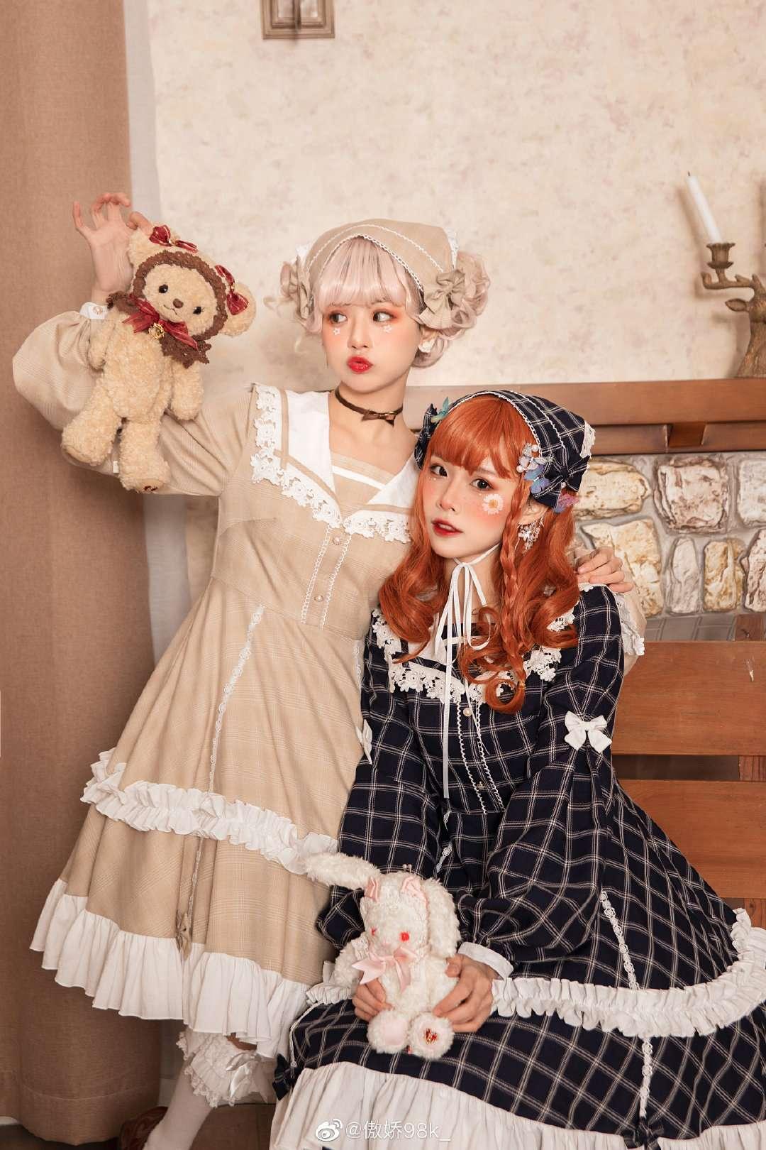 【cos】#lolitafashion##lolita装扮