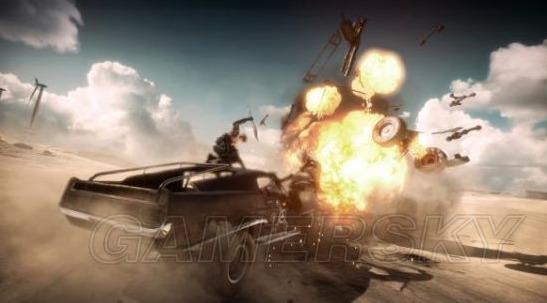 【游戏攻略】《疯狂的麦克斯》车辆升级及清地图心得 车辆怎么升级