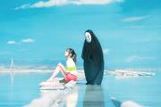 【COS 千与千寻】吉卜力:青海旅拍