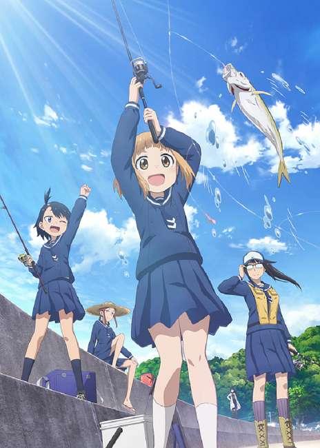 【动漫更新】放学后的海堤日记-小柚妹站