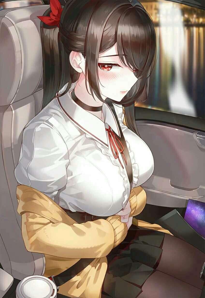 【动漫美图】妹子来袭!-小柚妹站
