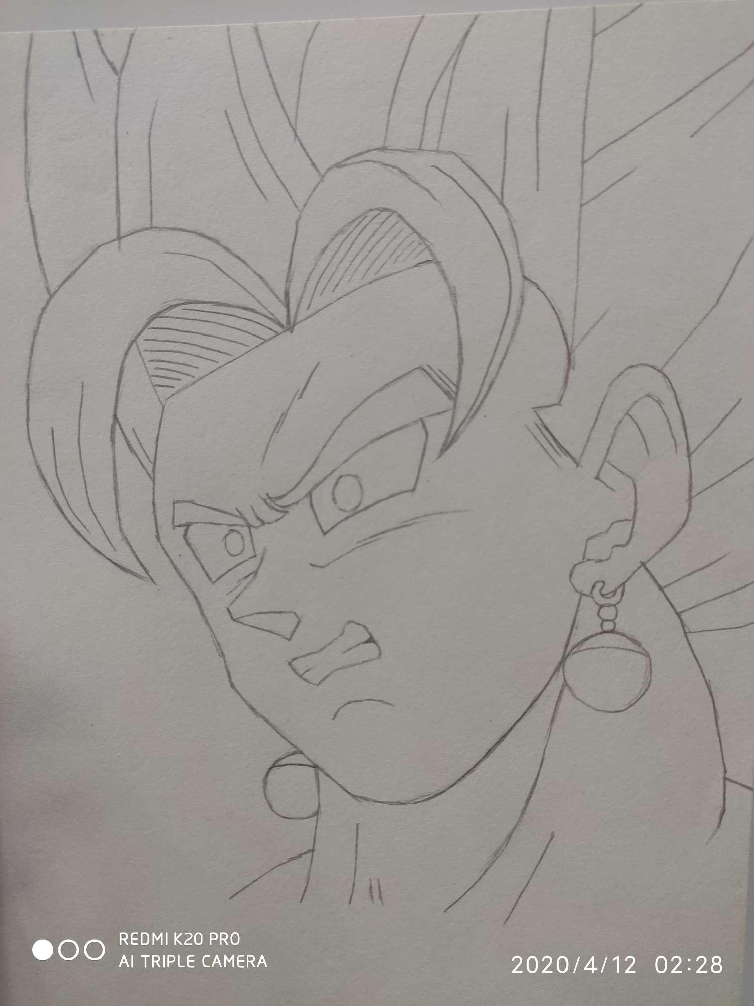 [手绘]龙珠,二次元黄漫漫画图片