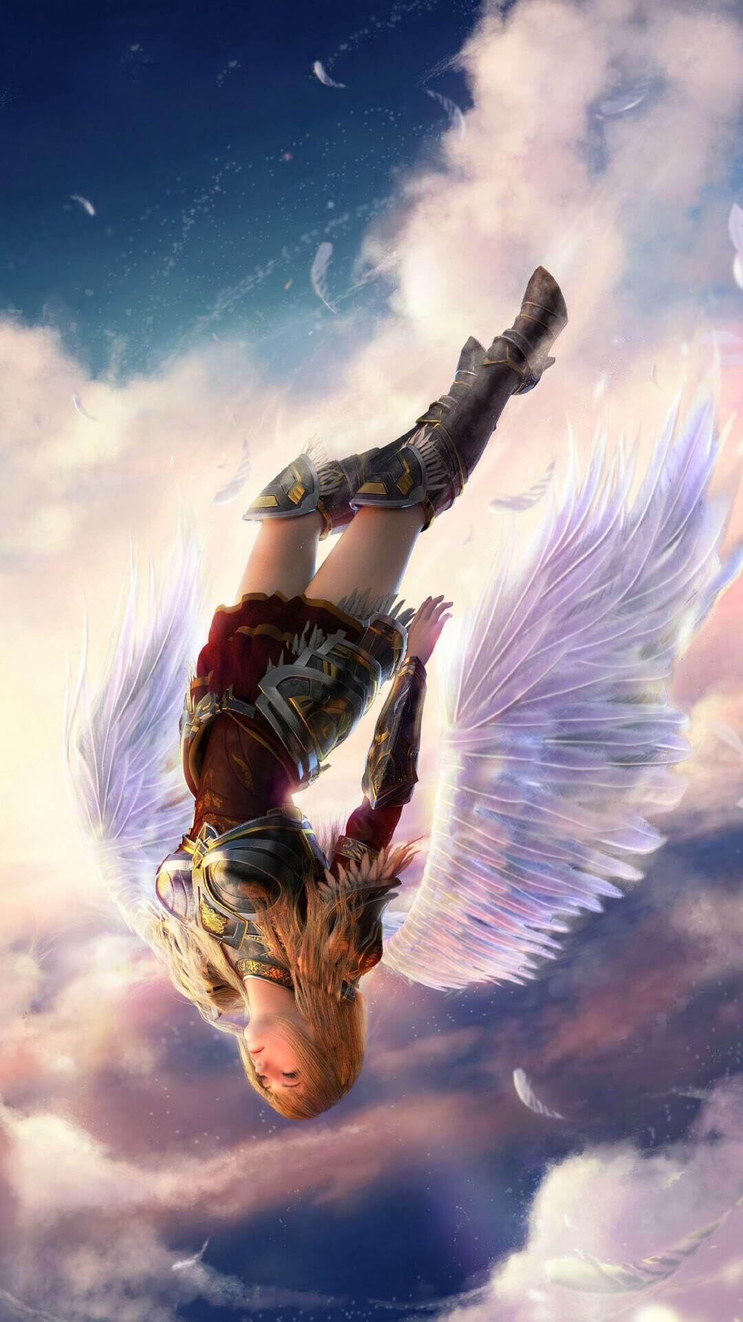 【图片】天使彦与雪谜城精美壁纸系列