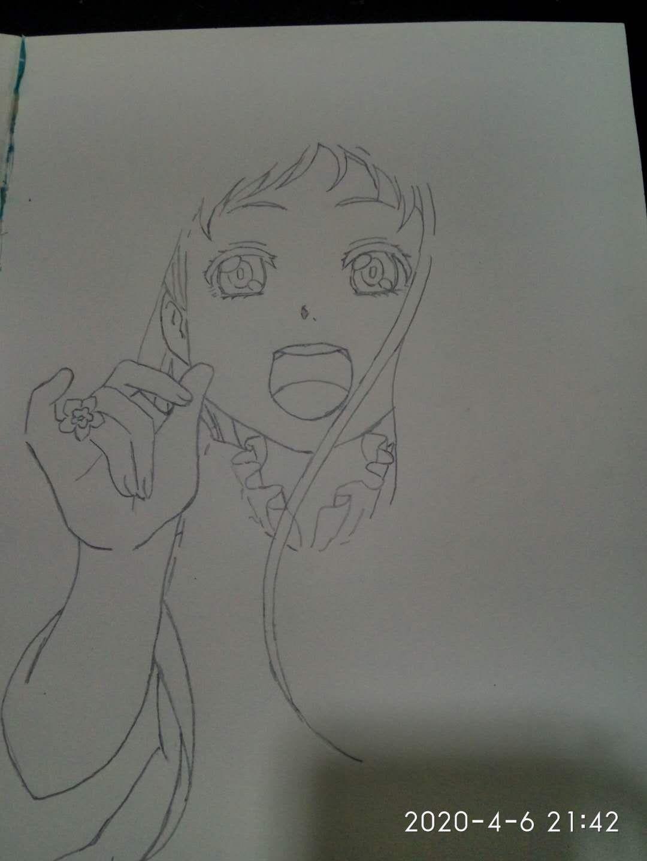 【手绘】萌新的绘画,实习帖子-小柚妹站