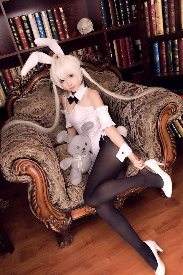 【cos】ACRAT穹妹兔女郎