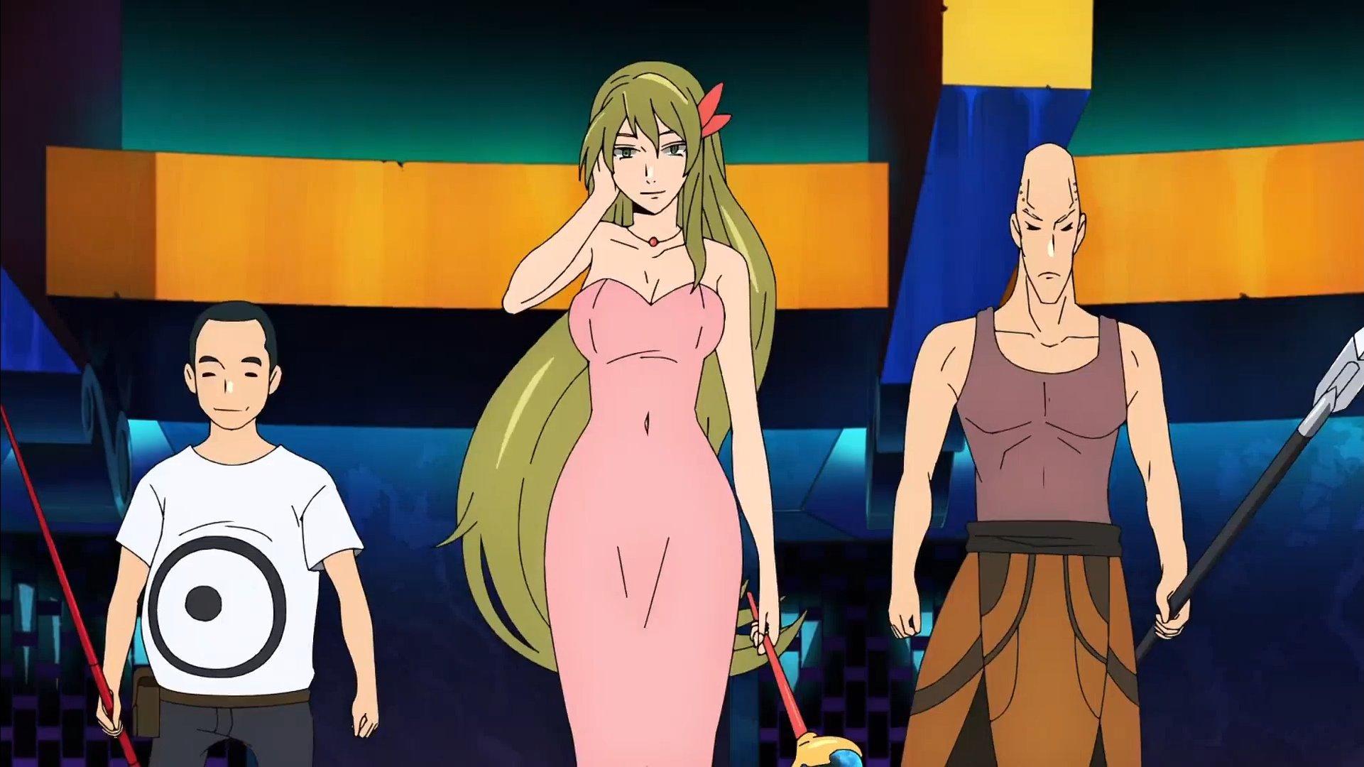 【动漫】《神之塔》第4话:绿色四月(1080p)-小柚妹站
