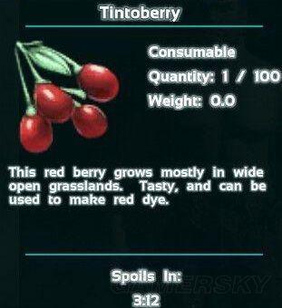 【游戏攻略】《方舟生存进化》果子作用种类及采集技巧