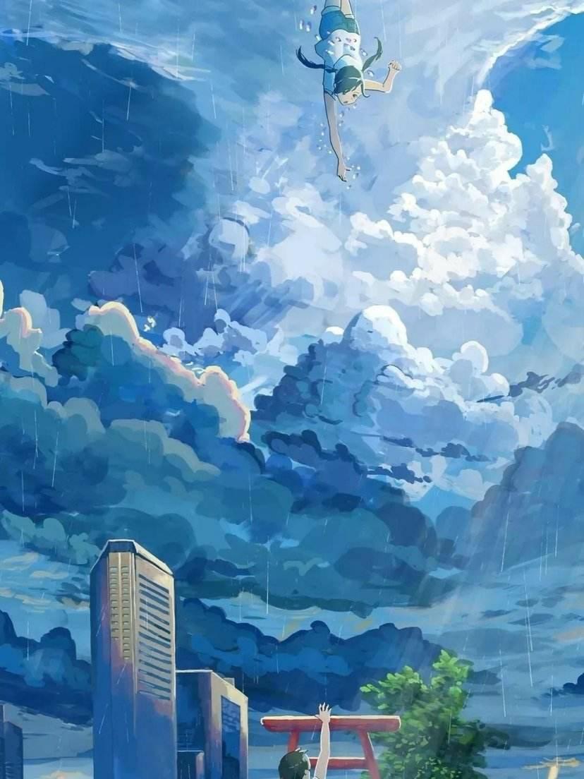 【轻小说】《天气之子》