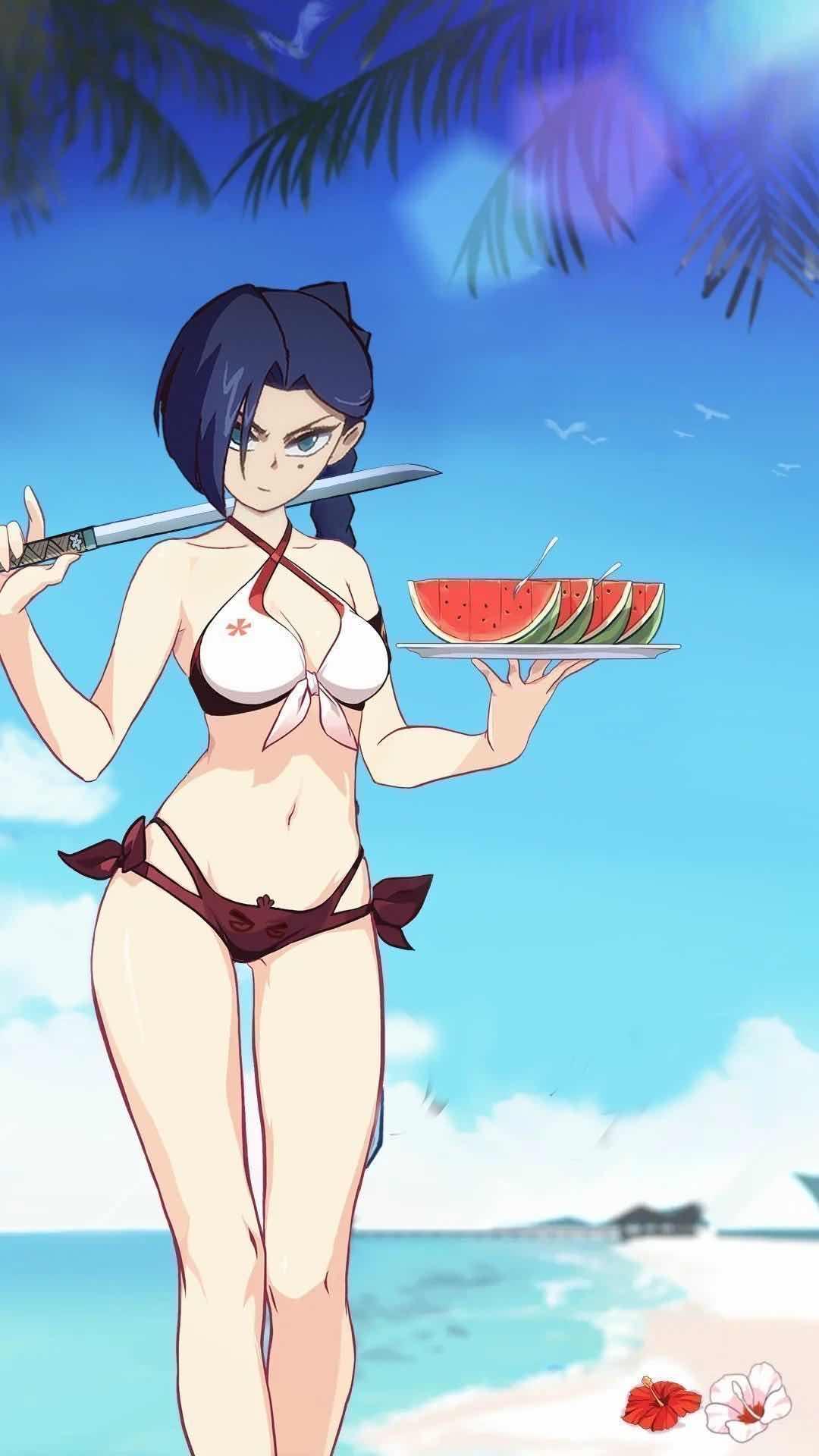 【美图】水一个贴,女警的日本漫画