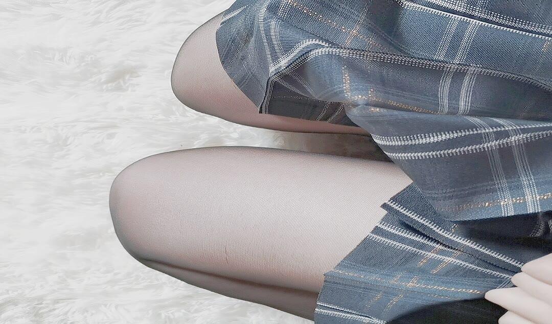 【美腿丝袜】腿虽好看其勿上瘾喔