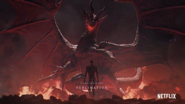 【资讯】「龙之信条」动画公布新角色宣传片 动画将于9月17日上线
