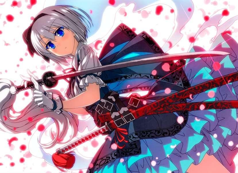 【音乐】苍空に舞え、墨染の桜