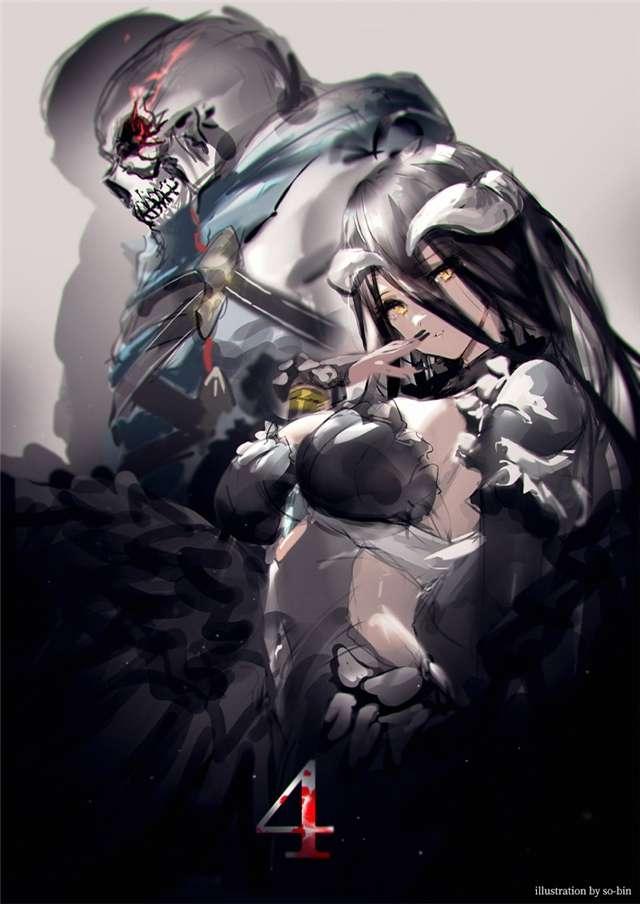 【动漫资讯】圣王国篇来了!动画《Overlord》第四季&剧场版-小柚妹站