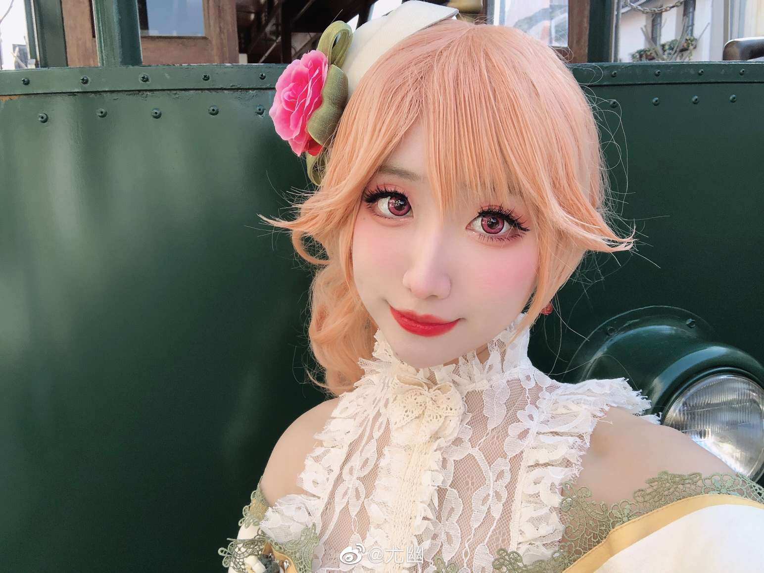 【COS】黎塞留换装「常緑Rêve prophétique」参上-小柚妹站
