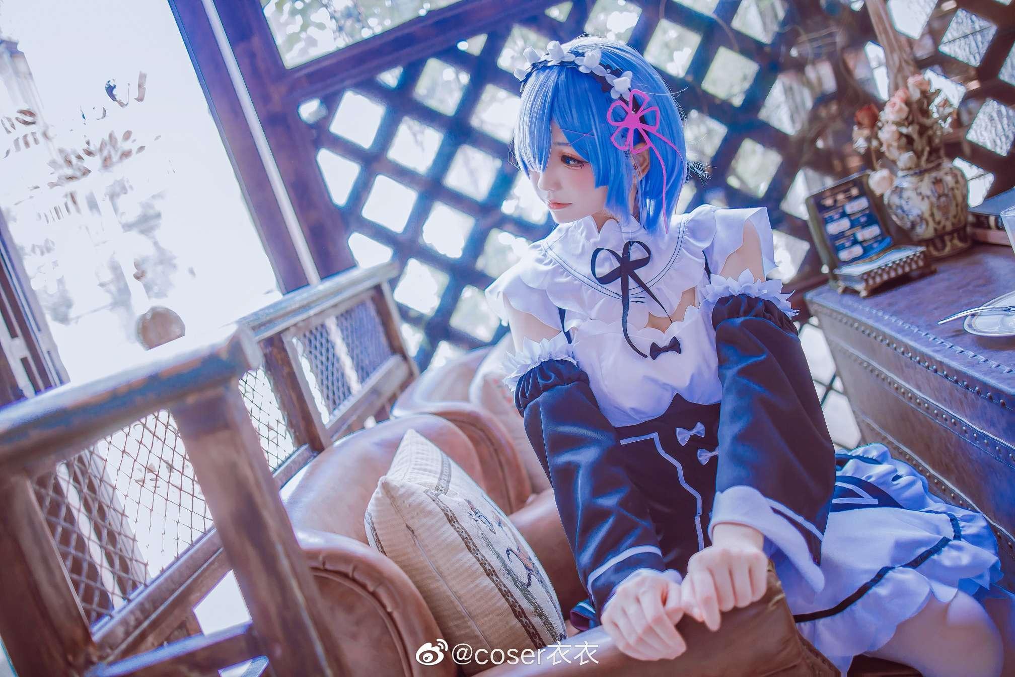 "【COS】""昴,今天的你也辛苦啦~""-小柚妹站"