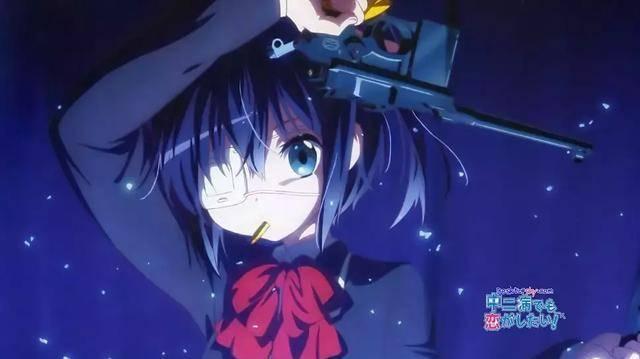 【盘点】动漫里戴眼罩的角色-小柚妹站