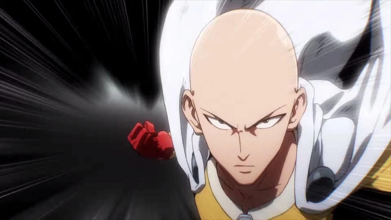 【动漫盘点】头发只是弱者的象征,盘点动漫中超强的几个光头角色!