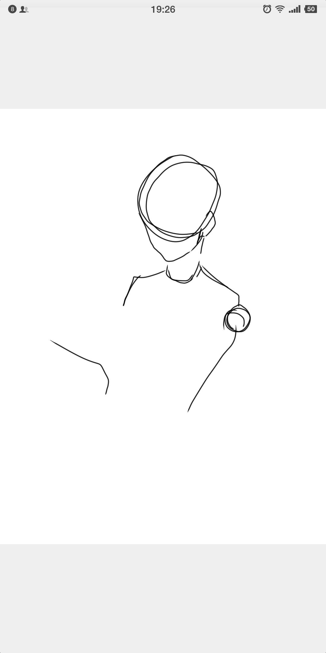 【手绘】《进不了手绘组的我只能来无偿约稿》-小柚妹站